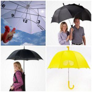 """Những chiếc dù """"thiên biến vạn hoá"""""""