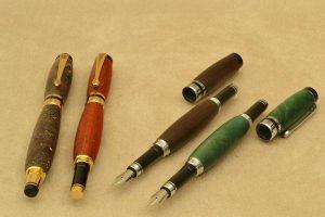 """""""Doc"""" bậc thầy bút gỗ thủ công"""