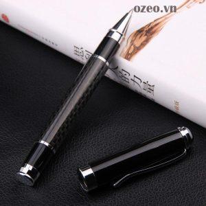 Bút Kim Loại Vân Caro Cao Cấp  BK09