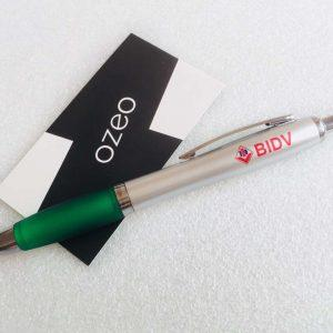 but bi nhua in logo BIDV