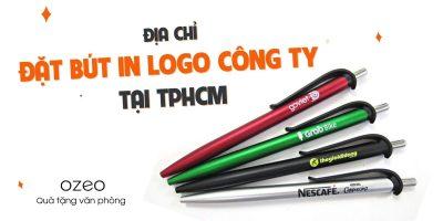 Địa Chỉ Đặt Bút In Logo Công Ty Tại TP.HCM