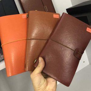 Sổ Tay Midori Traveler's Notebook