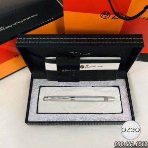 Bút ký cao cấp Picasso 917T thân màu bạc sang trọng, đẳng cấp