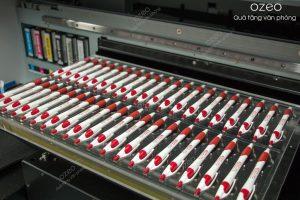 Xưởng In Gia Công Bút Bi Giá Rẻ Tại Tp.HCM
