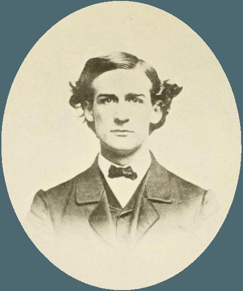 Chân dung John J. Loud – cha đẻ của cây bút bi