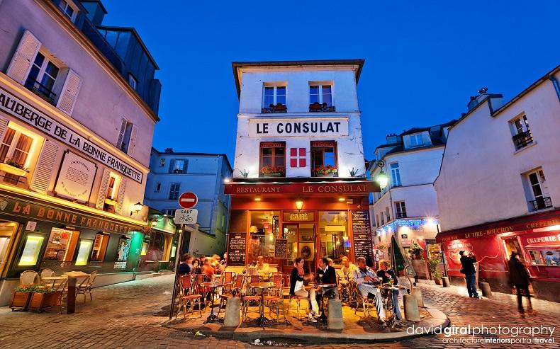 Khu phố 13 Montmartre, Paris - Pháp