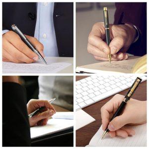 Thói Quen Cầm Bút Nói Lên Điều Gì Về Tính Cách Của Bạn?