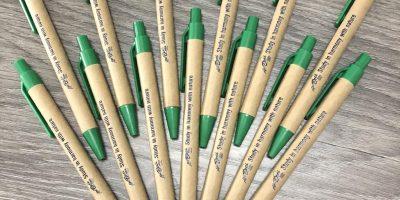 Lợi ích từ việc sử dụng bút giấy
