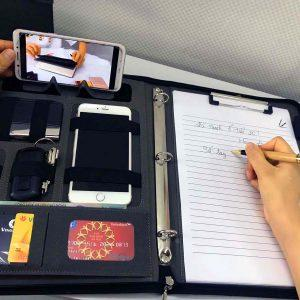 Đang trang bị thêm một Clipboard (bìa trình ký) thuận tiện ghi chép mọi lúc mọi nơi