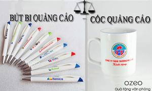 In Bút Bi Quảng Cáo Hay Cốc Quảng Cáo Tốt Hơn?
