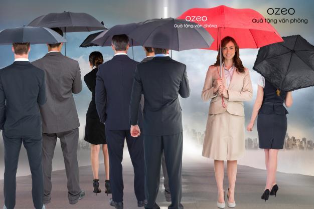 Tại sao nói ô dù là món quà tặng lý tưởng được nhiều doanh nhân yêu thích và sử dụng?