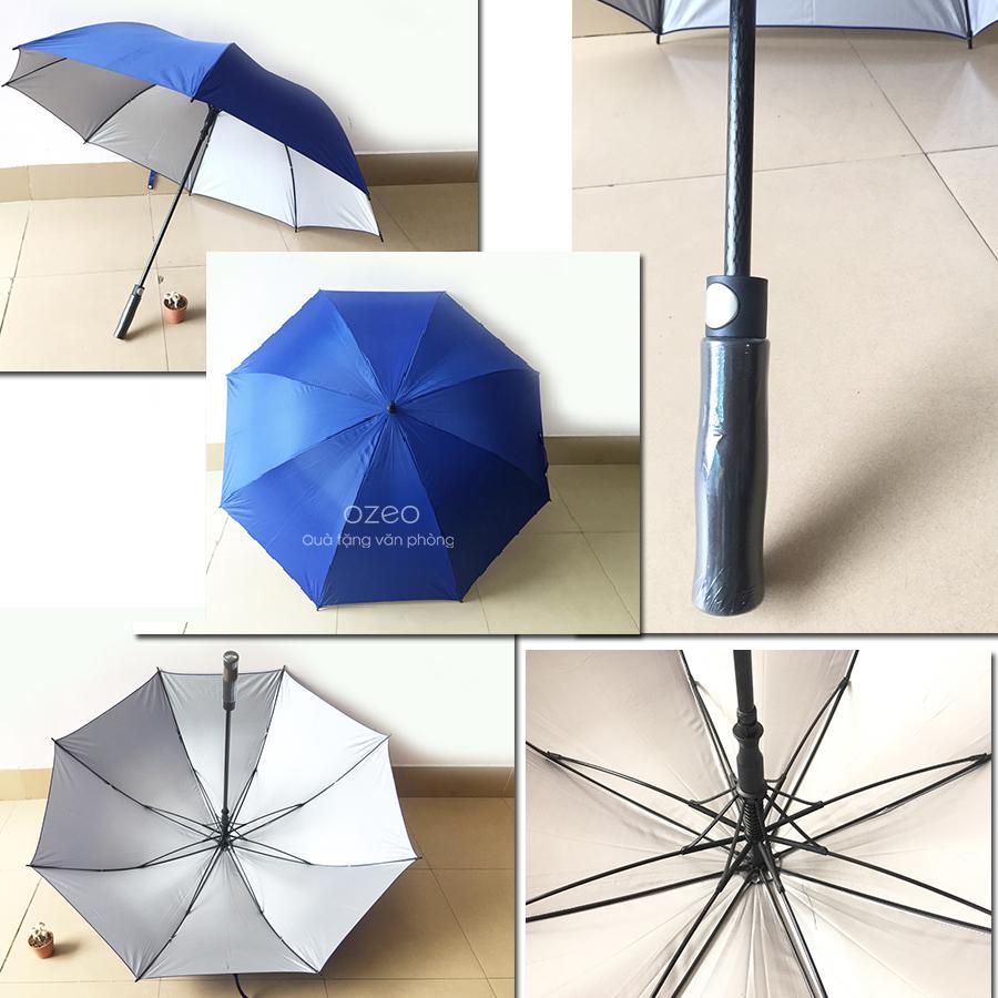 Kết cấu mẫu ô dù cầm tay cán thẳng kèo Poly - DPLX
