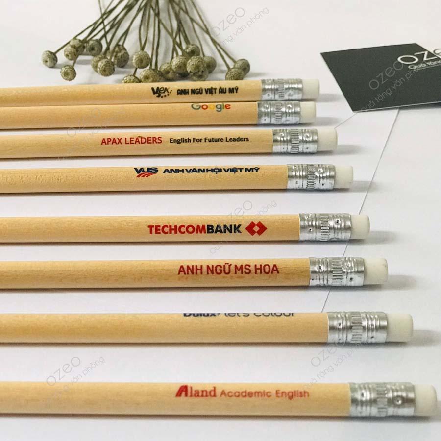 Đặt in bút chì cho doanh nghiệp tại các sự kiện hội nghị, hội thảo ....