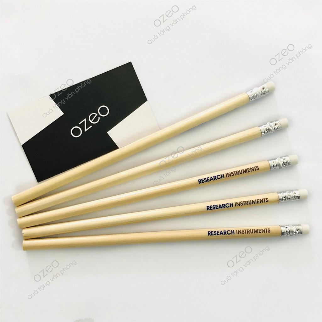 In bút chì, in ấn bút chì giá rẻ, in bút chì theo yêu cầu tại Tp.HCM