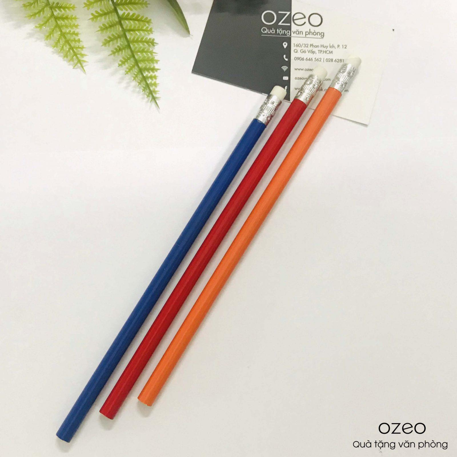 In bút chì, in ấn bút chì giá rẻ, in bút chì gỗ HB theo yêu cầu tại Tp.HCM