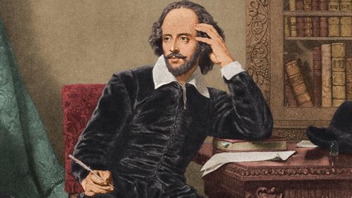 William Shakespeare - văn hào vĩ đại của nhân loại