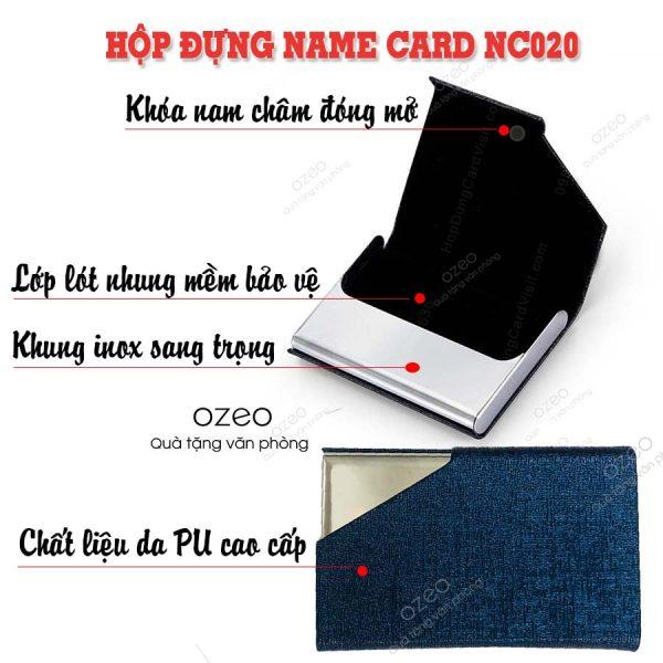 phan-nap-cua-hop-dung-name-card-dep-nc020-co-khoa-nam-cham-tien-dung