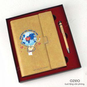 Quà Tặng Bác Sĩ – Sổ Tay Và Bút – CBQTBS-T05