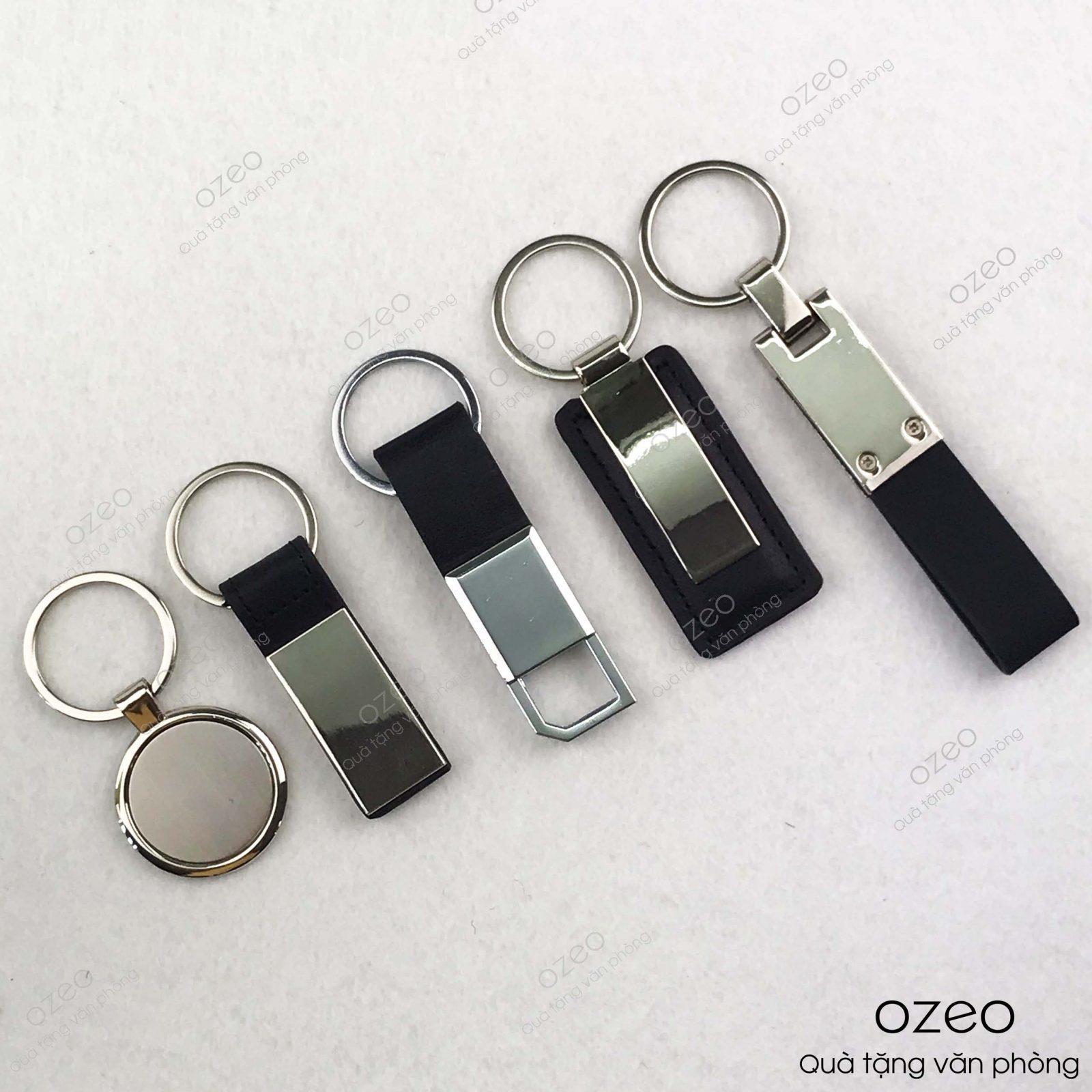 Các mẫu móc khóa kim loại giá rẻ bán chạy nhất hiện nay.